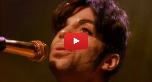 Youtube post by Prince: Prince - Gold (Official Music Video)