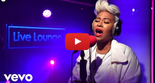 Youtube post by BBCRadio1VEVO: Emeli Sandé - Hurts in the Live Lounge
