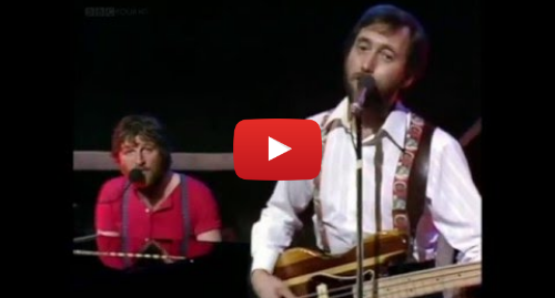 Youtube post by softladification: Chas & Dave - Rabbit (TOTP 1981)