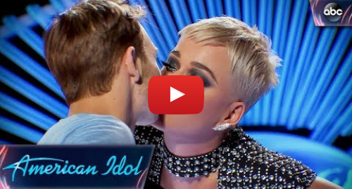 """Youtube post by American Idol: Benjamin Glaze Auditions for American Idol With Nick Jonas' """"Levels"""" - American Idol 2018 on ABC"""