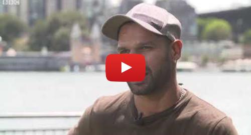 Youtube post by BBC News Telugu: India Vs Australia  Indian batsman Shikhar Dhawan Exclusive Interview