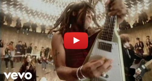 YouTube post de LennyKravitzVEVO: Lenny Kravitz - Are You Gonna Go My Way