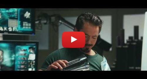 Publicación de Youtube por TheMovieChanneI: Iron Man - Trailer [HD]