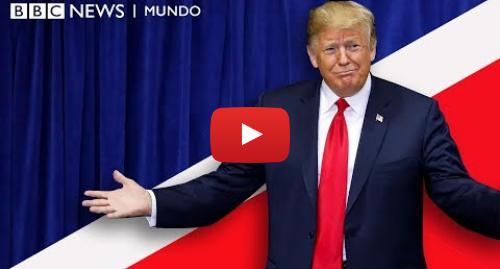 Publicación de Youtube por BBC News Mundo: Elecciones en Estados Unidos  qué supone el resultado para Trump y para el país