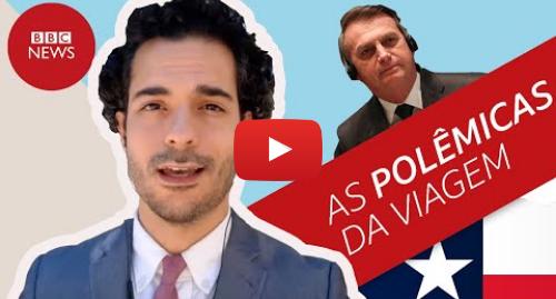 YouTube post de BBC News Brasil: O que Bolsonaro fez e falou no Texas
