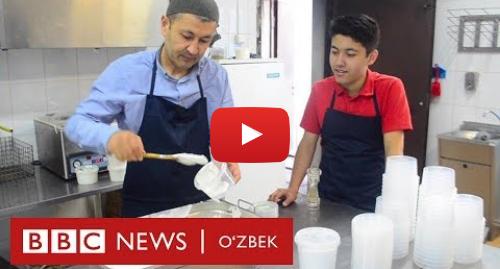 Youtube муаллиф BBC Uzbek: Россия  Москвада нишолда?!. - Севган ишимни бизнесга айлантирдим - BBC Uzbek