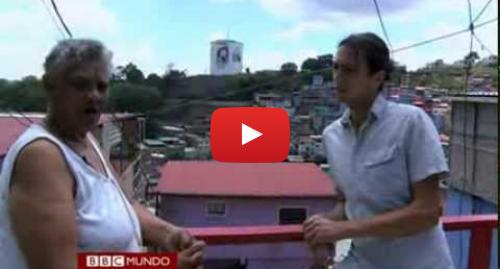 Publicación de Youtube por BBC News Mundo: El lugar donde Hugo Chávez sigue vivo