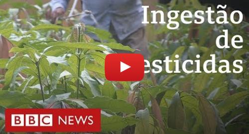 YouTube post de BBC News Brasil: Ingestão de pesticidas é responsável por um em cada cinco suicídios no mundo