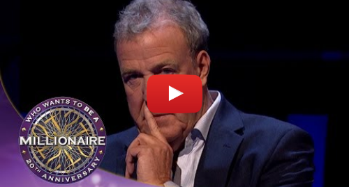 Youtube post by Who Wants To Be A Millionaire?: Ask The Host | Who Wants To Be A Millionaire?