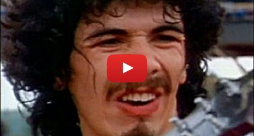 "Youtube пост, автор: NEA ZIXNH: Santana - Soul Sacrifice 1969 ""Woodstock"" Live Video HQ"