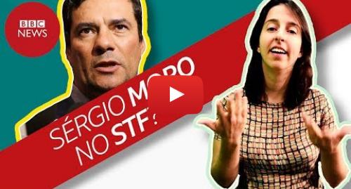 """YouTube post de BBC News Brasil: O """"compromisso"""" de Bolsonaro com Moro por três ângulos"""