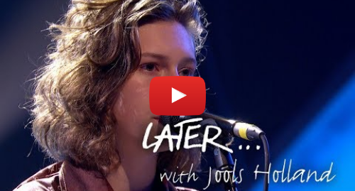 Youtube post by BBC Music: (TV debut) King Princess performs 1950 on Later… with Jools Holland
