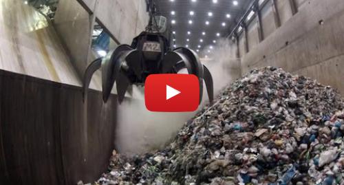 Publicación de Youtube por BBC News Mundo: Cómo transformar la basura en energía