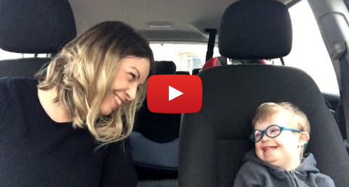 Youtube post by Wouldn't Change a Thing: 50 Mums | 50 Kids | 1 Extra Chromosome