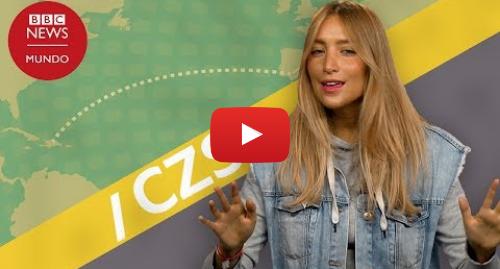 Publicación de Youtube por BBC News Mundo: Por qué en América Latina no pronunciamos la Z y la C como en España