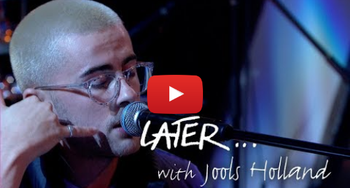 Youtube post by BBC Music: Easy Life perform Nightmares on Later... with Jools Holland
