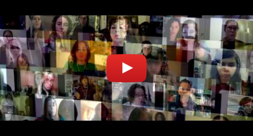 யூடியூப் இவரது பதிவு Eric Whitacre's Virtual Choir: Eric Whitacre's Virtual Choir - 'Lux Aurumque'
