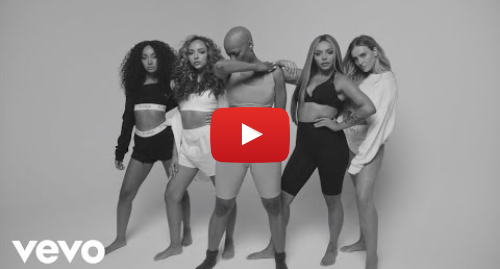 Youtube post by littlemixVEVO: Little Mix - Strip (Official Video) ft. Sharaya J