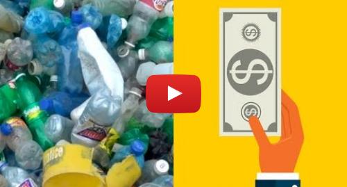 Publicación de Youtube por BBC News Mundo: El negocio de convertir la basura de plástico en ropa
