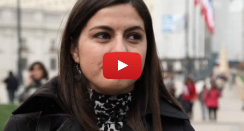 """Publicación de Youtube por BBC News Mundo: """"¿Qué es para ti el golpe de Estado de Chile de 1973?"""""""