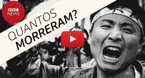 YouTube post de BBC News Brasil: O que aconteceu no massacre da Praça da Paz Celestial, na China