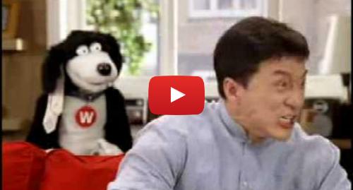 Youtube post by thejackiechanfansite: Jackie Chan Woolworths Advert 2008