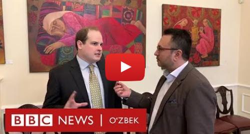 Youtube муаллиф BBC Uzbek: Ўзбекистон ва дунё  Чўлпоннинг Америкадаги таржимони Кристофер Форт билан суҳбат - BBC Uzbek