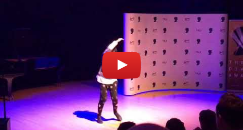 Youtube post by Junior Frood: Junior Frood - Anti Bullying Dance - Diana Award
