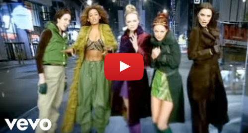 Youtube post by SpiceGirlsVEVO: Spice Girls - 2 Become 1