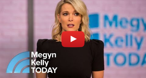 Youtube post by TODAY: Megyn Kelly  I Have No Regrets About My Question To Jane Fonda | Megyn Kelly TODAY
