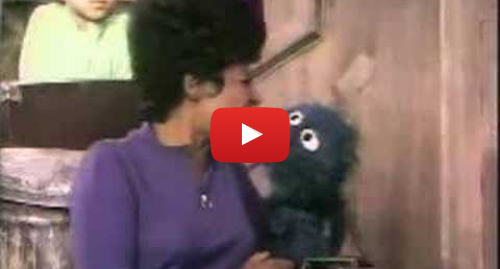 Youtube post by LittleJerryFan92: Sesame Street -  One of these things - Circles