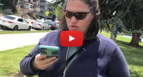 Youtube post by Michelle Dione: White Woman Called Out for Racially Targeting Black Men Having BBQ in Oakland