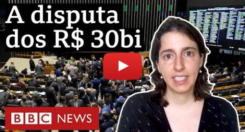 YouTube post de BBC News Brasil: A disputa dos R$ 30 bi  entenda perda inédita de recursos do governo Bolsonaro
