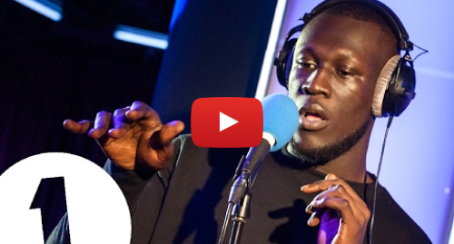 Youtube post by BBC Radio 1: Stormzy - Big For Your Boots in the Live Lounge