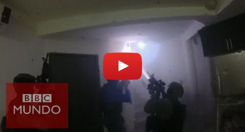 Publicación de Youtube por BBC News Mundo: Así fue el violento operativo para capturar al Chapo Guzmán
