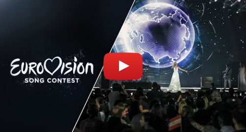 Youtube post by Eurovision Song Contest: Polina Gagarina - A Million Voices (Russia) - LIVE at Eurovision 2015 Grand Final
