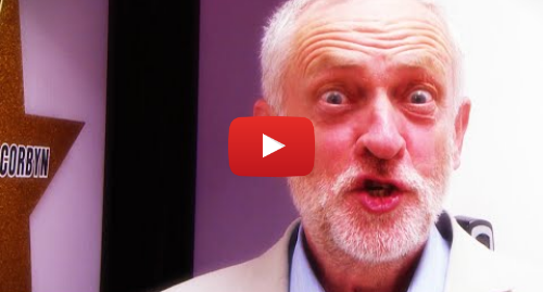 Youtube post by The Last Leg: Jeremy Corbyn's Powerful Arrival - The Last Leg