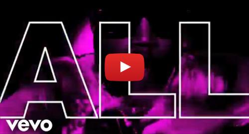 Youtube пост, автор: KanyeWestVEVO: Kanye West - All Of The Lights ft. Rihanna, Kid Cudi