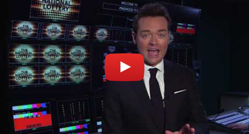 Youtube post by TheNationalLottery: The National Lottery Results on ITV with Stephen Mulhern