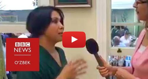 Youtube муаллиф BBC Uzbek: Севара Назархон яқинда 'қайтади' - BBC Uzbek