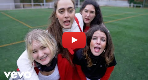 Youtube post by HindsVEVO: Hinds - New For You