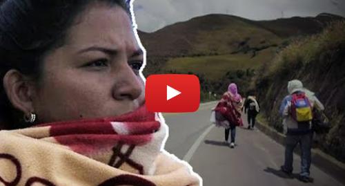 Publicación de Youtube por BBC News Mundo: Crisis en Venezuela  cómo es el Páramo de Berlín que muchos venezolanos atraviesan a pie en Colombia