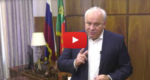 Youtube пост, автор: ИА Хакасия: Виктор Зимин объяснил свой уход