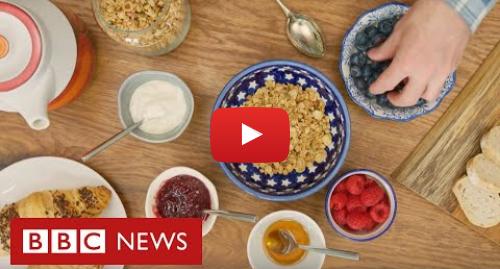 YouTube post de BBC News Brasil: Cereais matinais nos EUA têm níveis de agrotóxico 5 vezes acima do limite considerado seguro