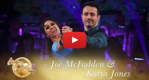 Youtube post by BBC Strictly Come Dancing: Joe McFadden and Katya Jones Tango to 'Castle On The Hill' - Strictly Come Dancing 2017