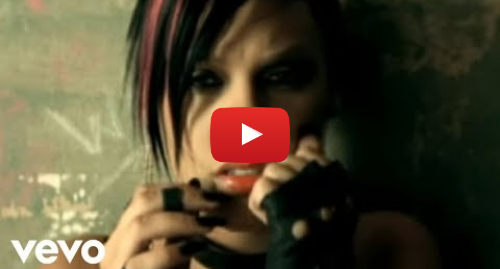 Youtube post by PinkVEVO: P!nk - Just Like A Pill (Video)