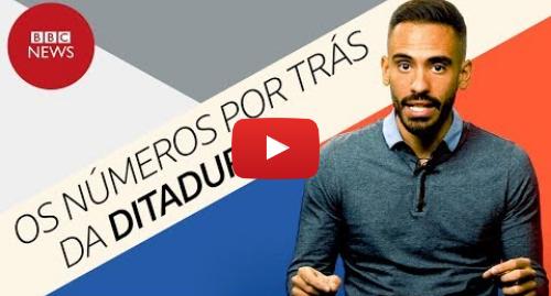 YouTube post de BBC News Brasil: 50 anos do AI-5  Os números por trás do 'milagre econômico' da ditadura no Brasil