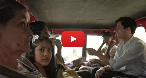 Publicación de Youtube por BBC News Mundo: Cómo se vive en los barrios de Caracas la crisis de Venezuela