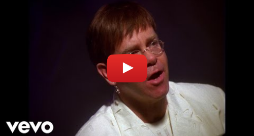 """Youtube post by DisneyMusicVEVO: Elton John - Can You Feel the Love Tonight (From """"The Lion King""""/Official Video)"""