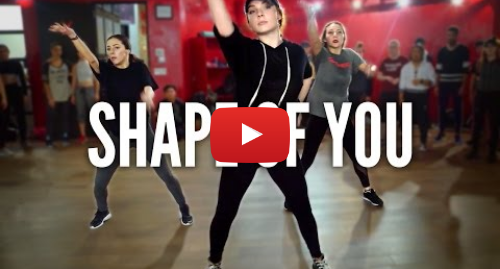 Youtube post by KYLE HANAGAMI: ED SHEERAN - Shape Of You | Kyle Hanagami Choreography